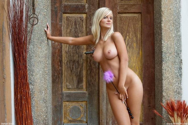 Aspen joven diosa rubia sexy